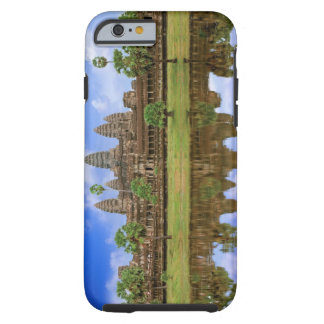 Cambodia, Kampuchea, Angkor Wat temple. Tough iPhone 6 Case