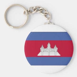 cambodia-large-flag keychain