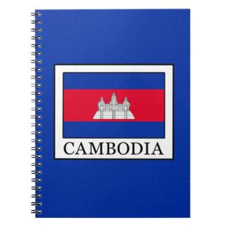 Cambodia Notebook