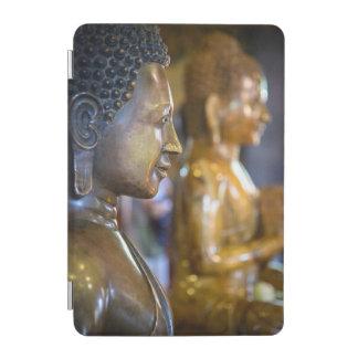 Cambodia, Phnom Penh. Buddha statues iPad Mini Cover