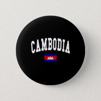 CAMBODIA PINBACK BUTTON