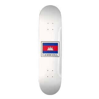 Cambodia Skateboard