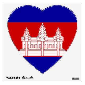 cambodia wall skin