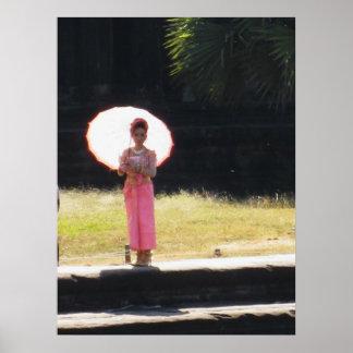 Cambodia Wedding Poster