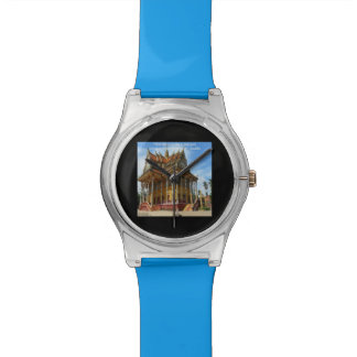 Cambodian Buddhist Temple & Famous Quote Watch