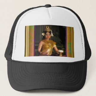 Cambodian Dancer Cap