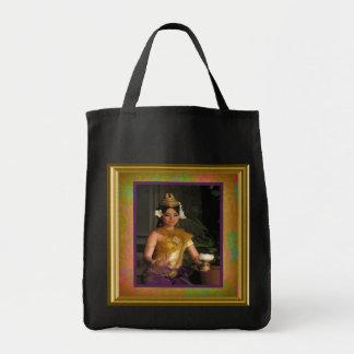Cambodian Dancer Tote Bag