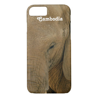 Cambodian Elephant iPhone 8/7 Case