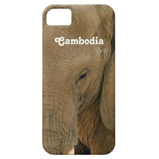 Cambodian Elephant iPhone SE/5/5s Case