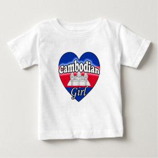 Cambodian Girl Baby T-Shirt
