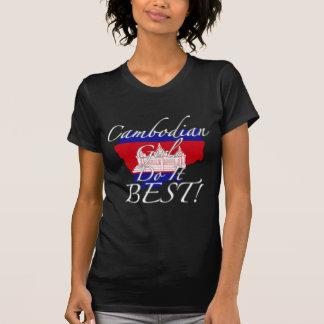 Cambodian Girls Do It Best! T-shirt