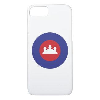 Cambodian Roundel iPhone 8/7 Case