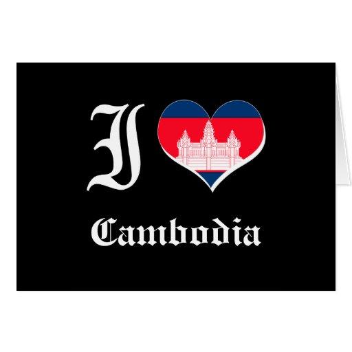 Camboya Felicitación