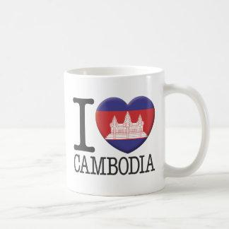 Camboya Taza Clásica