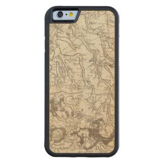 Cambrai Carved Maple iPhone 6 Bumper Case