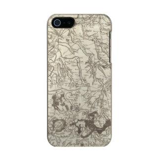 Cambrai Metallic Phone Case For iPhone SE/5/5s