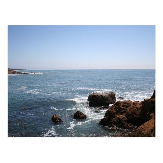 Cambria Coast Postcard