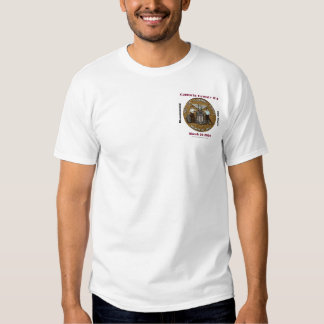 Cambria County 200 Years, Pocket Size Imprint  T-Shirt