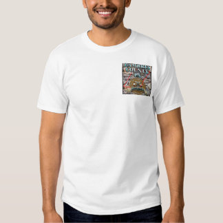 Cambria County Set in Stone, Pocket Size Imprint T-Shirt