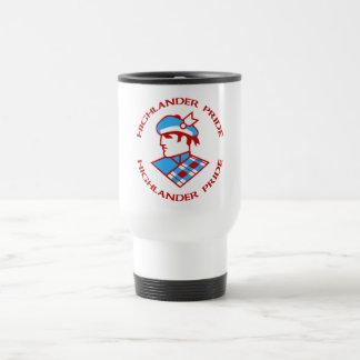 Cambria Heights Highlander Pride Design Travel Mug