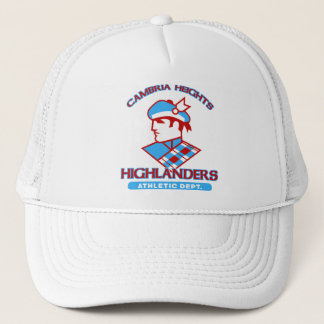Cambria Heights Highlanders Athletic Dept Design Trucker Hat