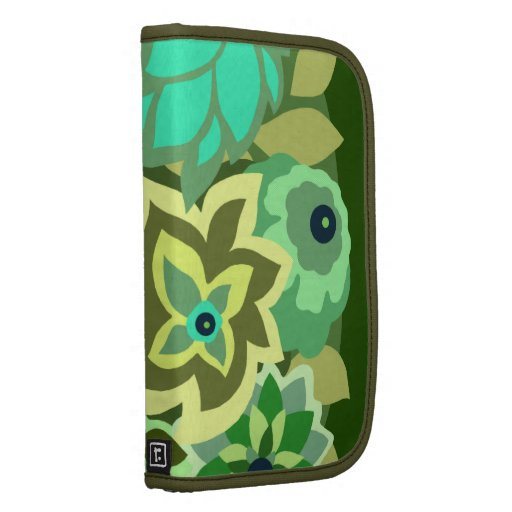CAMBRIA in Shades of Green Organizers