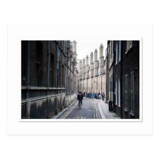 Cambridge 2010 postcard