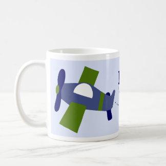 Cambridge/Airplane Mug