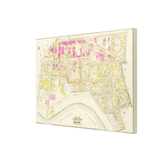 Cambridge Atlas 11 Canvas Print