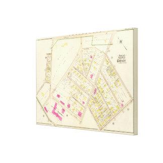 Cambridge Atlas 12 Canvas Print