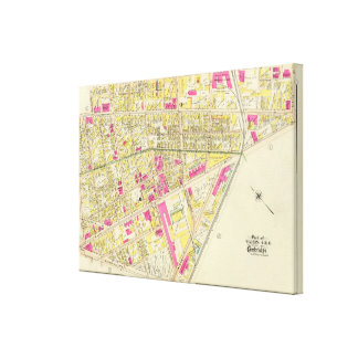 Cambridge Atlas 4 Canvas Print