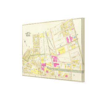 Cambridge Atlas 5 Canvas Print