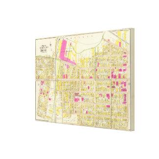 Cambridge Atlas 6 Canvas Print