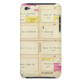 Cambridge Atlas 6 iPod Touch Case-Mate Case