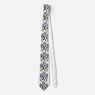 Cambridge Coat of Arms - Family Crest Tie
