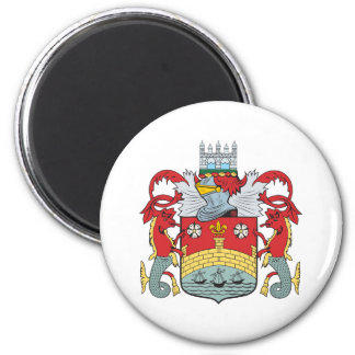 Cambridge Coat Of Arms Magnet