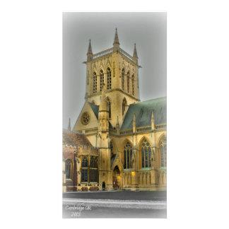 Cambridge College photocard Card