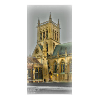 Cambridge College photocard Photo Card