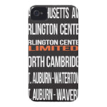 Cambridge & Harvard CaseMate iPhone 4 Case