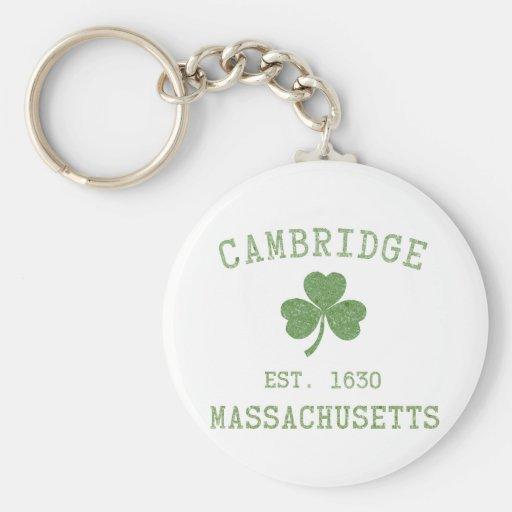 Cambridge Keychain