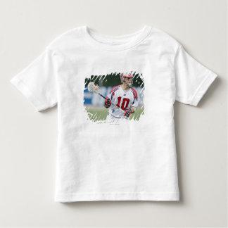 CAMBRIDGE, MA - AUGUST 13:  Brad Ross #10 2 Toddler T-shirt