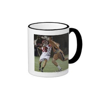 CAMBRIDGE, MA - AUGUST 13:  J.J. Morrissey #29 3 Ringer Mug
