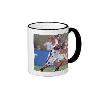 CAMBRIDGE, MA - AUGUST 13: J.J Morrissey #29 Ringer Mug