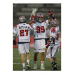 CAMBRIDGE, MA - AUGUST 13:  Paul Rabil #99 Poster