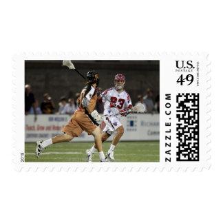 CAMBRIDGE, MA - AUGUST 13:  Ryan Nizolek #23 Stamp