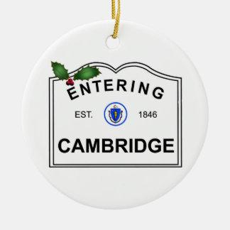 Cambridge mA Adorno Para Reyes