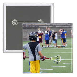 CAMBRIDGE, MA - JULY 08:  Atmosphere at the MLL Button