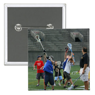 CAMBRIDGE, MA - JULY 08:  Major League Lacrosse 2 Button