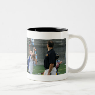 CAMBRIDGE, MA - JULY 08:  Major League Lacrosse 2 Mug