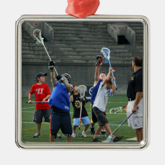 CAMBRIDGE, MA - JULY 08:  Major League Lacrosse 2 Ornament